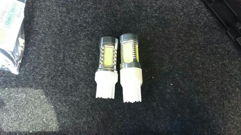 AsianMotors CREE+ HiPower LED