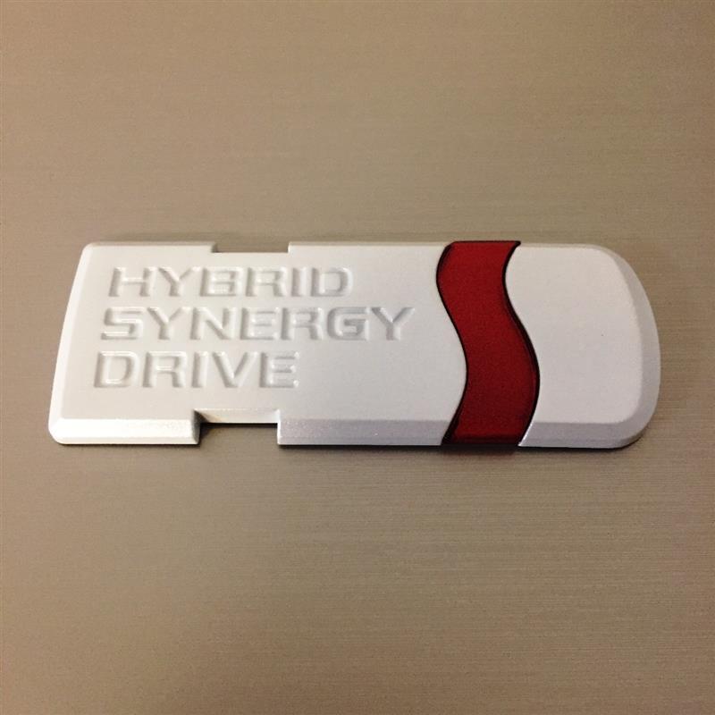 Grazio&Co. HYBRID SYNERGY DRIVEプレート