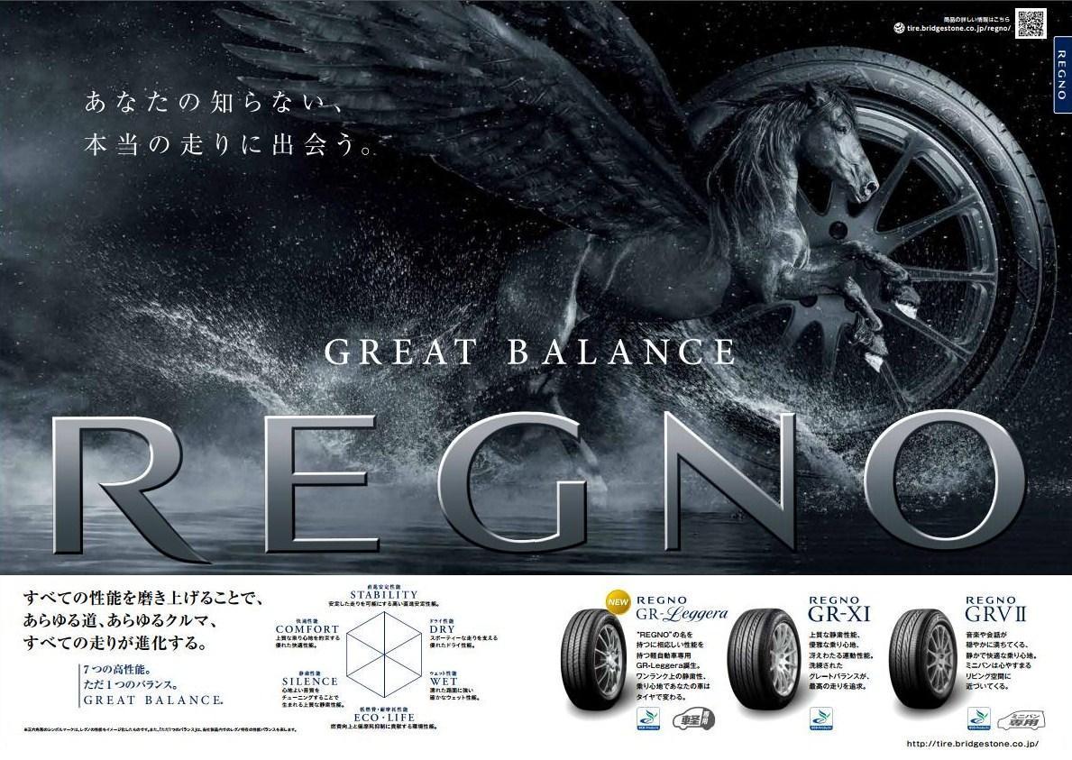 BRIDGESTONE REGNO GR-XI 225/45R18