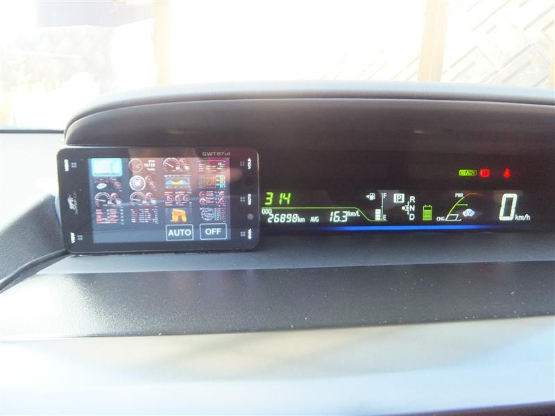 YUPITERU Super Cat Super Cat GWT97sd + OBDⅡアダプター