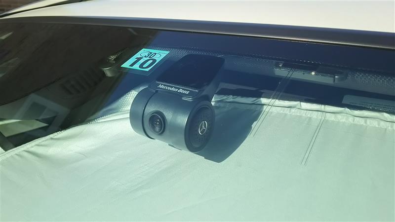 メルセデス・ベンツ(純正) ドライブレコーダー M 000 829 20 10 MM