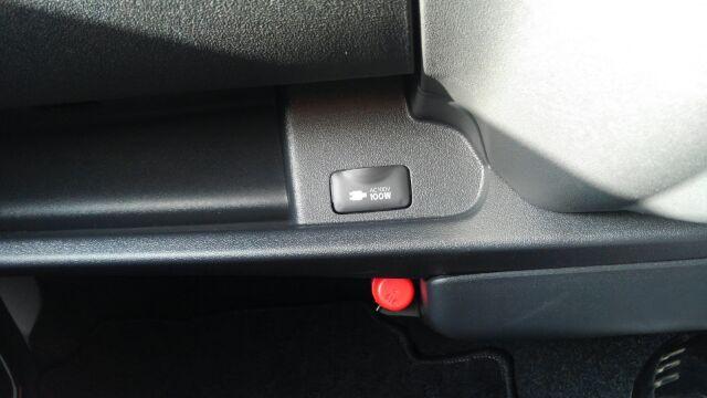 トヨタ(純正) アクセサリーコンセント(AC100V)(オプション)