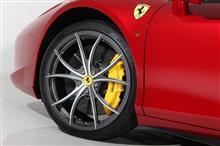 458イタリアフェラーリ(純正)  GENUINE 20インチホイールの単体画像