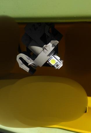 メーカー・ブランド不明 EKワゴン LEDナンバー灯