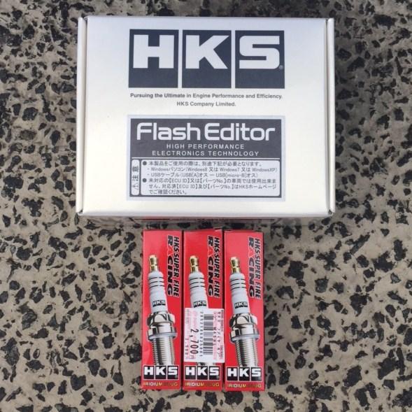 SA浜松 / SAH S660 HKS FlashEditor SA浜松Spec