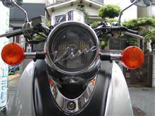 ビーノ125ヤマハ ストーンガードの単体画像