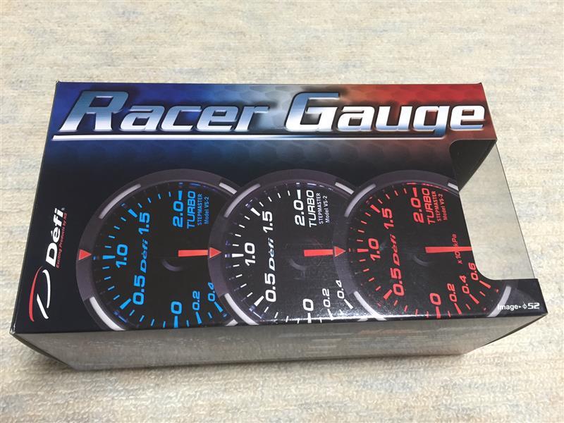 Defi Racer Gauge Racer Gauge 油温計