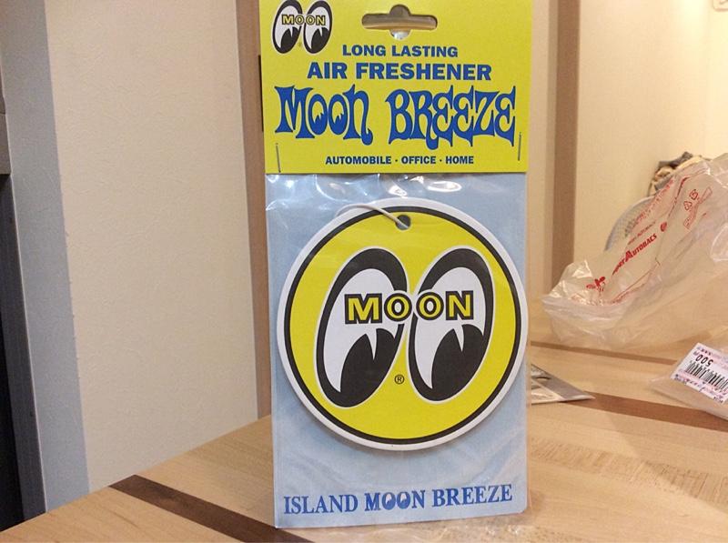 MOON EYES MOON BREEZE Air Freshner