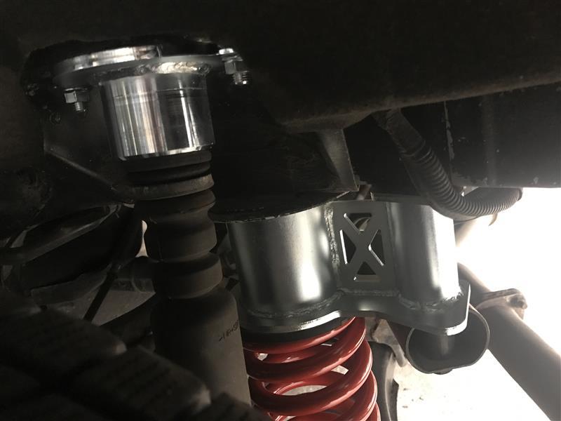 AUTO GARAGE CHAMP inch UP KIT