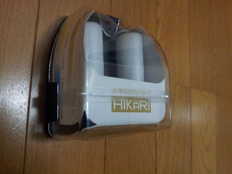 HIKARI Trading HID純正交換用バルブD4R 8000K