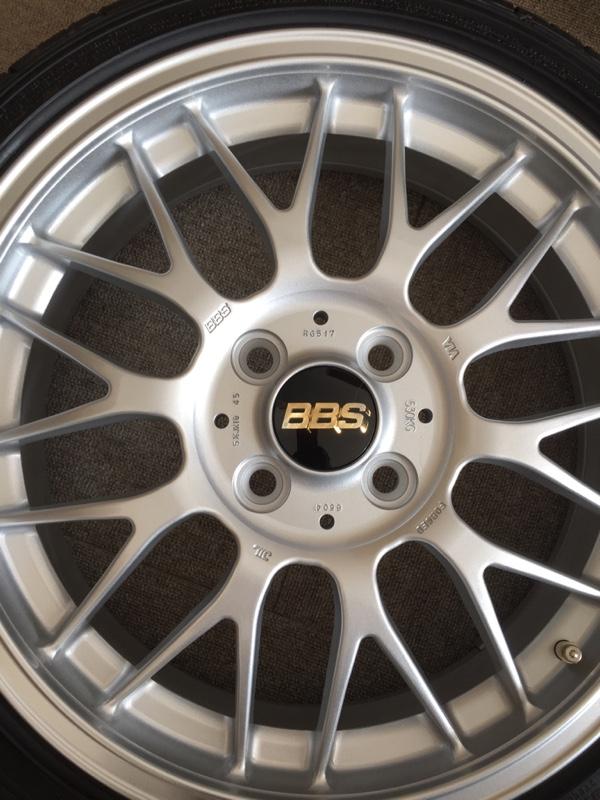 BBS RG-F