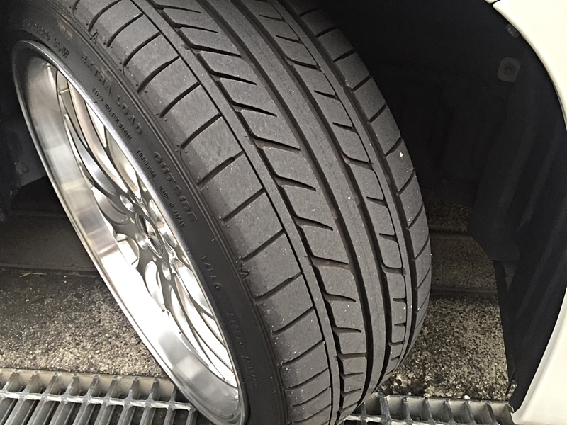GOODYEAR EAGLE LS EXE 245/35R20