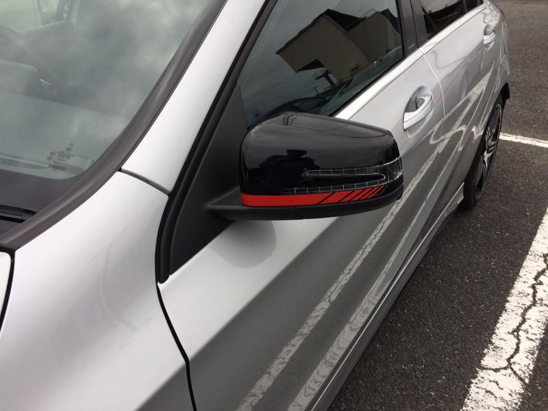 メーカー・ブランド不明 Mirror Stripe Decal Sticker
