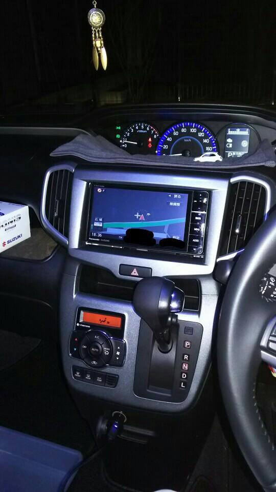 Panasonic CN-RS01WD