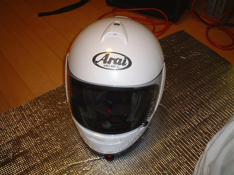 アライヘルメット VECTOR
