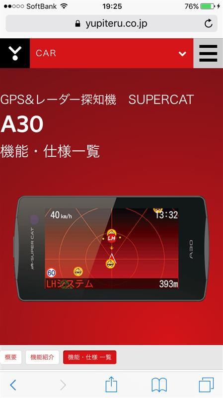 YUPITERU Super Cat Super Cat A30