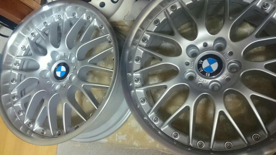 BMW(純正) クロススポークコンポジットⅡ