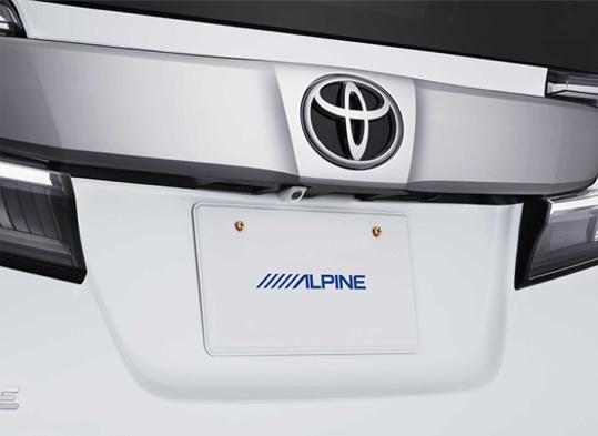 ALPINE HCE-C1000D-W