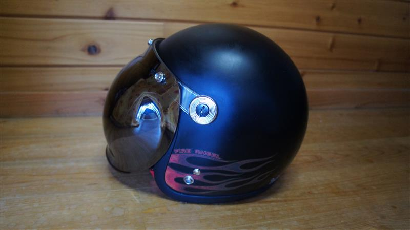 BARTON ジェットヘルメット