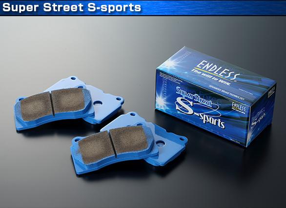 ENDLESS SSS(Super Street S-sports)