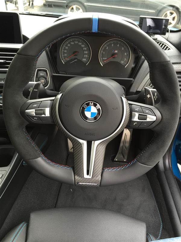 BMW(純正) BMW Performance スポーツステアリングホイール