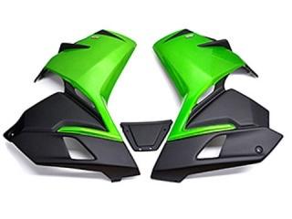 X-speed サイドカウル グリーン
