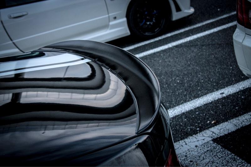 BMW M PERFORMANCE リヤ トランク スポイラー