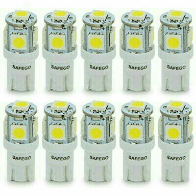 Safego T10 LED バルブウエッジタイプ Safego T10 LED バルブ