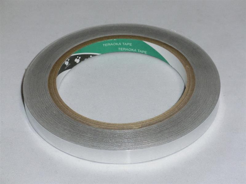 TERAOKA / 寺岡製作所 導電性アルミ箔粘着テープNO.8303 10mmX20M