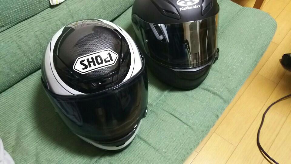 SHOEI  OGK Z7   エアロブレード3