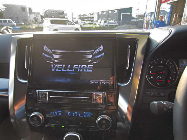 ALPINE EX11V-VE-B