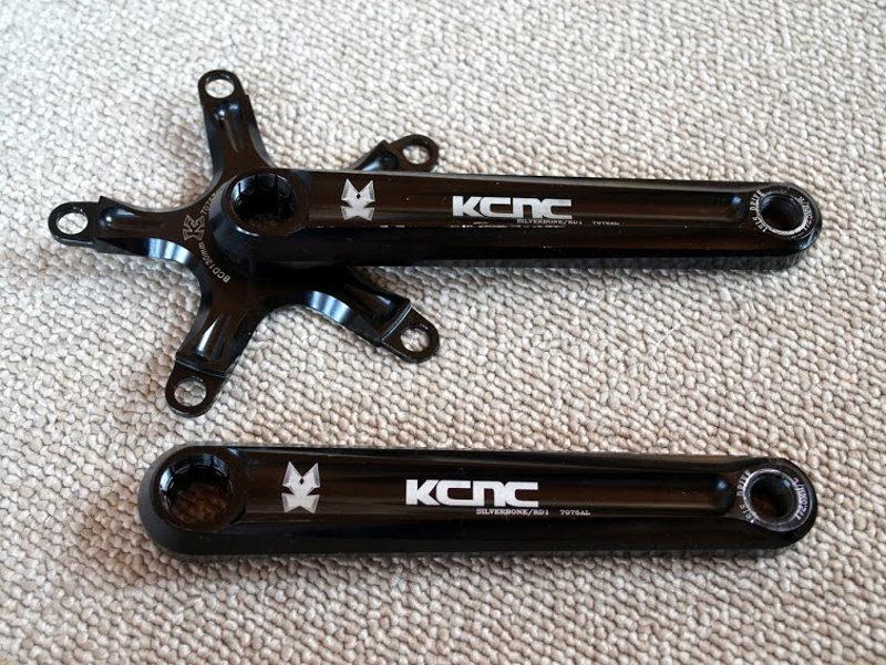 KCNC  クランクセット RD1 のクランク