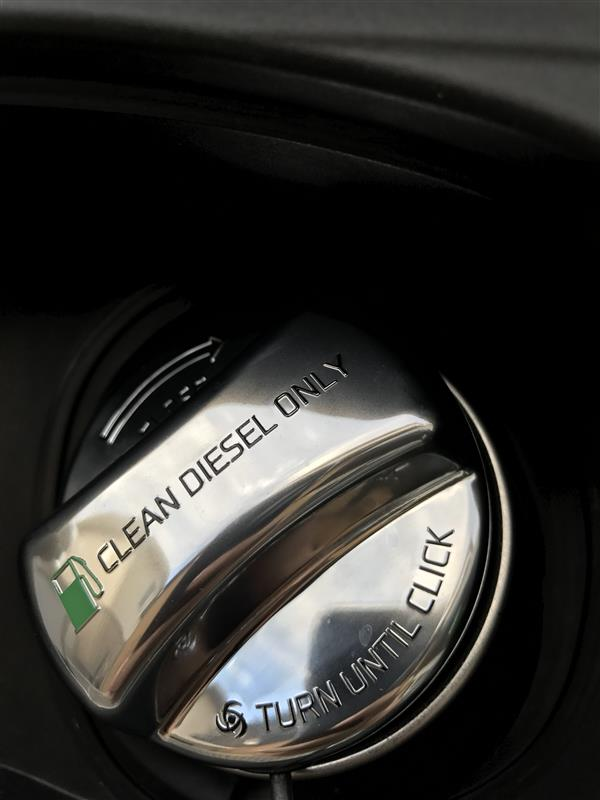 core OBJ Fuel Cap Cover BMW(CLEAN DIESEL)