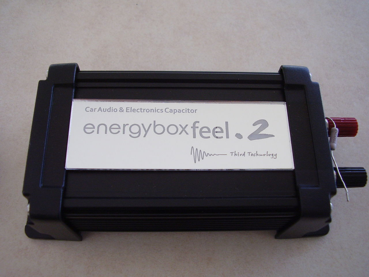 third technology energybox feel .2