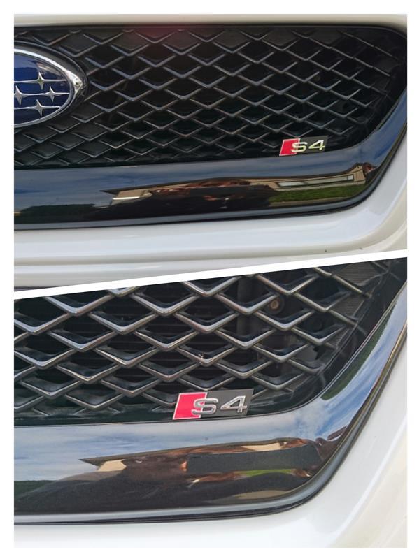 Audi純正(アウディ) RS4エンブレム