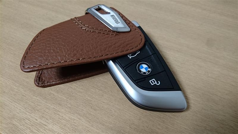 BMW(純正) レザーキーケース