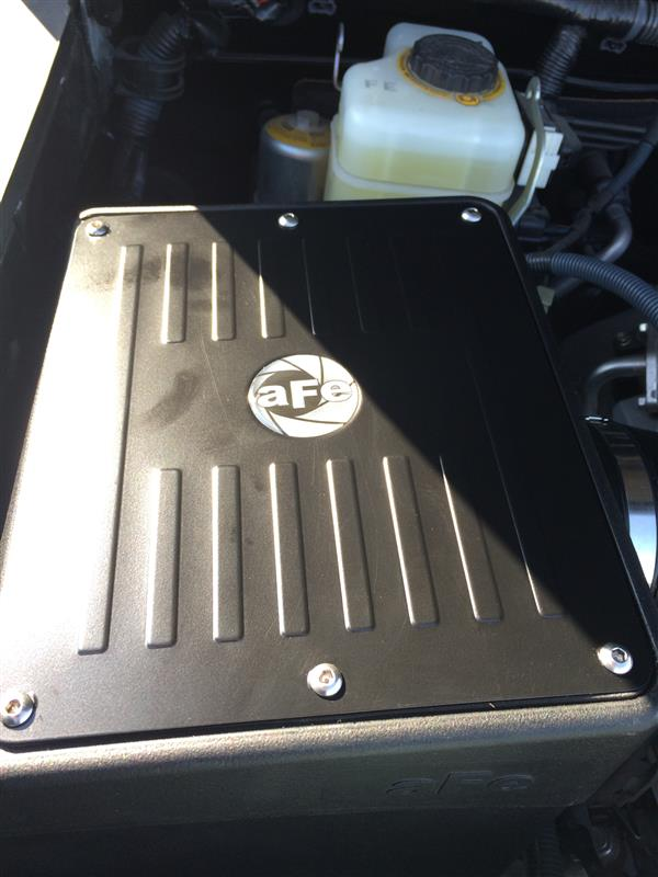 aFe Air Intake Systems