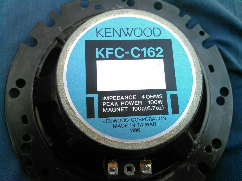 KENWOOD KFC-C162