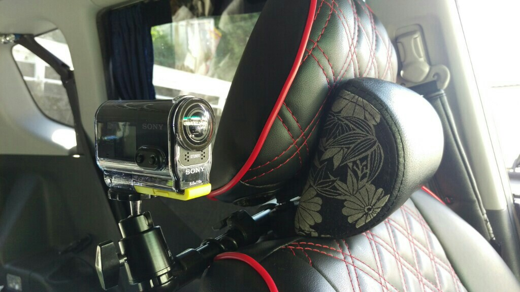 SONY HDR-AS50V