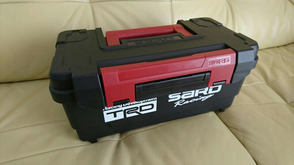 TRD TRD×SARD Racing ハードケース