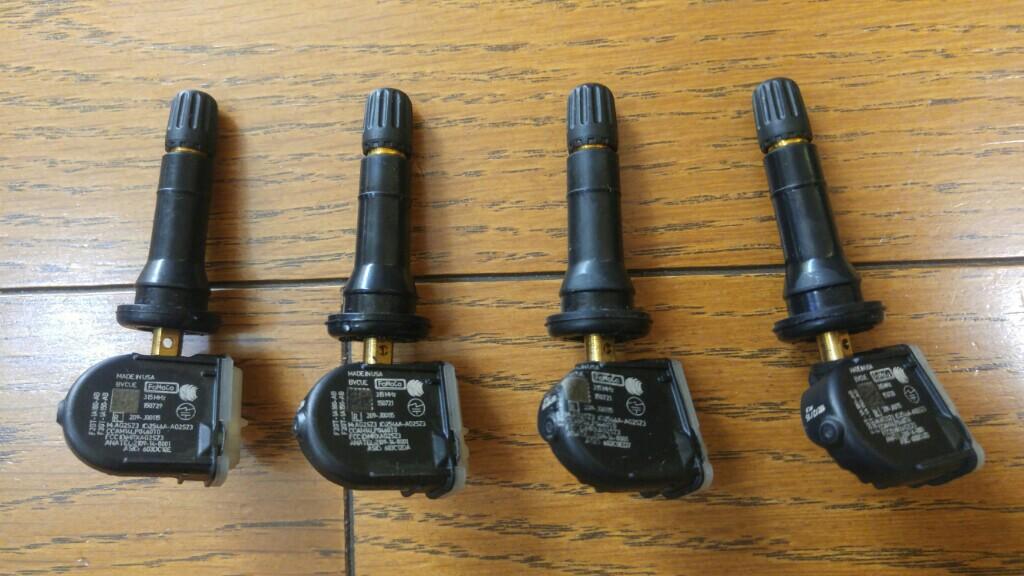 OEM? 空気圧センサー付きバルブ