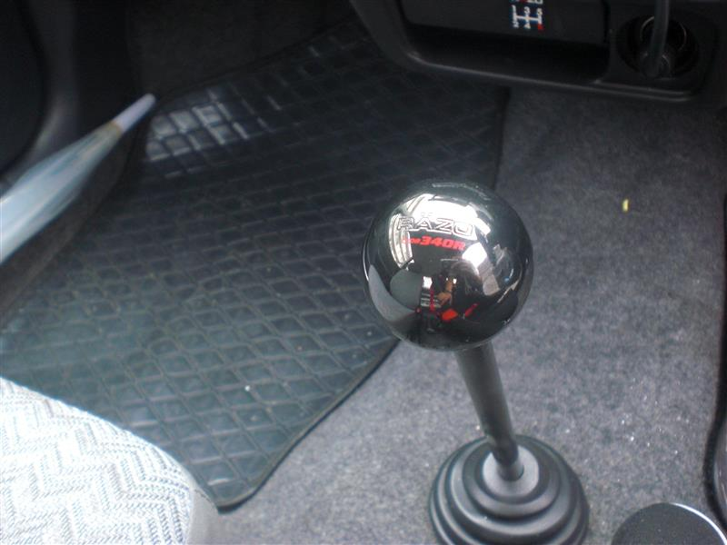 CAR MATE / カーメイト RAZO シフトノブ TYPE340R