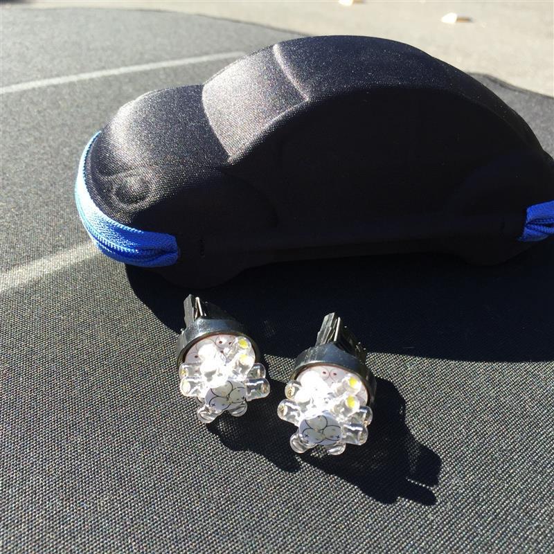 GARAGE-H製w LED バックランプ
