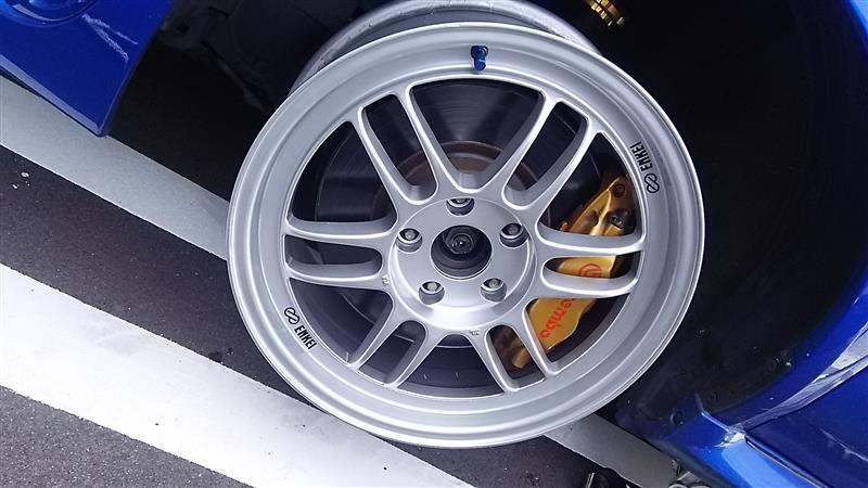 ENKEI Racing Racing RPF1 17インチ 8J