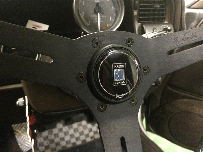 FET NARDI GARA3 のホーンボタン