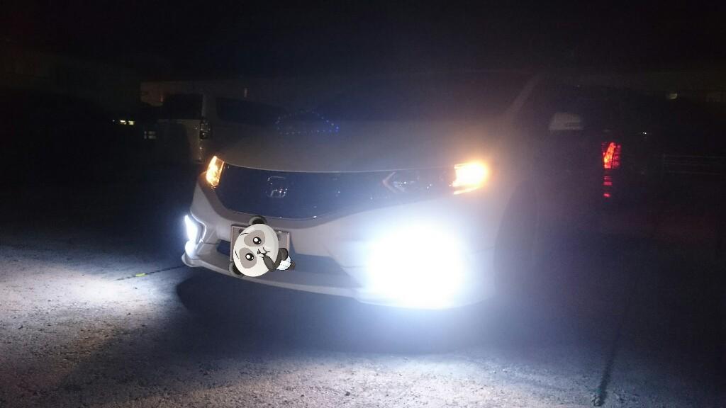 中国産 LEDフォグカバー