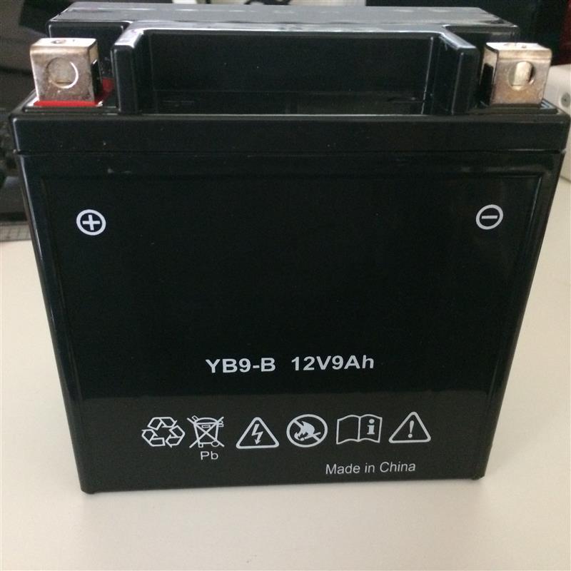 メーカー・ブランド不明 バッテリー YB9-B