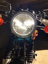 W800e-auto fun MOTOLED motorcycle LED Headlight 3Plusの単体画像