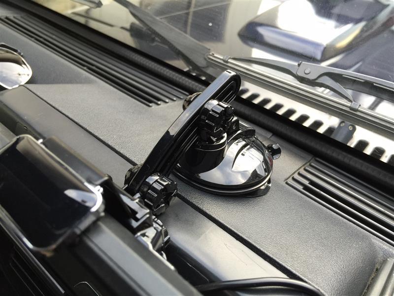 NAPOLEX Fizz Fizz-983 スマートフォンホルダー3D吸盤L