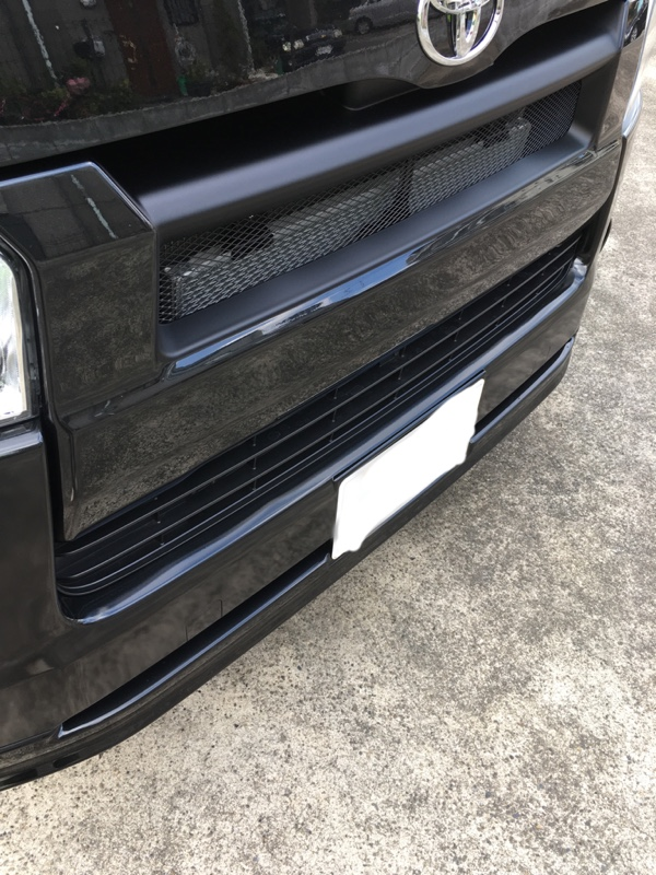 TRD / トヨタテクノクラフト エアログリル